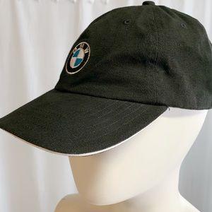 BMW Logo Lifestyle black hat one size unisex